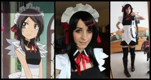 Misaki Ayuzawa Maid-sama Cosplay Progress by Ka-ze-na