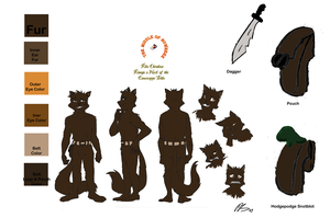 Rho Character Sheet by EdGPatterson