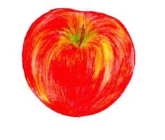 Apple by pinocchiosVices