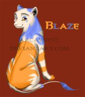 Blaze - CS Fan Art by Arcayne92