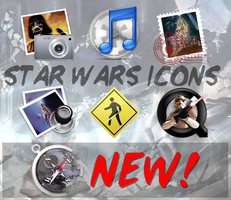 Star Wars Icons for Mac by kortos117