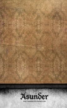Victorian Wallpaper by AsunderStock