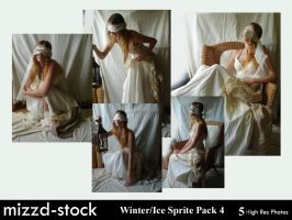 Winter+Ice Sprite Pack 4 by mizzd-stock
