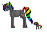 Adopted Pony by Artha-Adopts