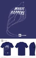 TShirt - Magic Happens 2012 by Lyrrian