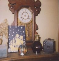 old clock by Endofmarch
