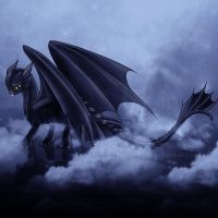 Toothless by NepherimCrystal