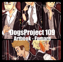 DP109 FUMARE - Artbook Preview by JLise