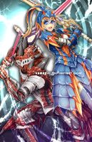Monster Hunter ULTIMATE by Kamaniki