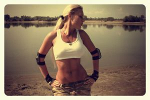 Mortal Kombat Sonya Blade 001 by EvenSummer