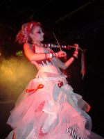 Emilie Autumn 2 by BleedBlackBitch