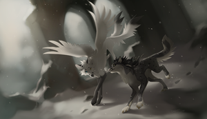snow for us by Orphen-Sirius