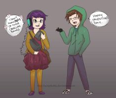 Mixed Tapes are so Mainstream. by scriptKittie