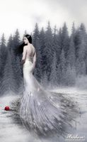 Lady of Winter by Aretusa