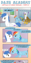 Dash Academy 2 - Flanco Sensual - Parte 2 (PT-BR) by firespeed