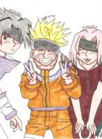 Naruto group by KaleidoscopeWerewolf