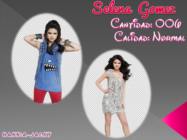 Photopack Png - Selena Gomez by Hannia-Jacky