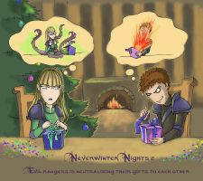 Neverwinter nights 2 Gifts by Agregor