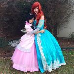 Ariel and Melody by LanternDreaming