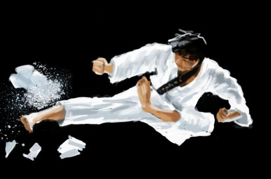 Karate by JoseConseco