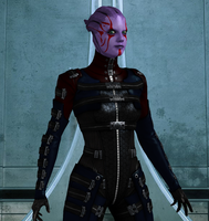 Asari Commando by TheKillerCobra