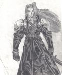 Sephiroth by Natheren