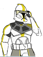 Iscribble: Commander Bly by Coricle