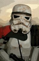 stormtrooper by surlycat