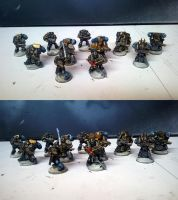Thousand Sons originals and self made by orcbruto