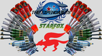 The Expendables StarFox by nickanater1