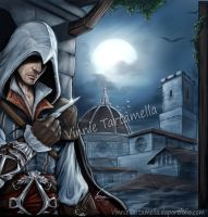 Assassin's Creed Ezio by VinRoc
