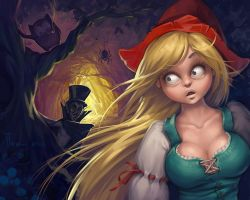 Red Riding Hood by llaiii