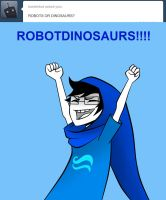 Ask John Egbert 1 by LeijonNepeta