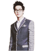 EXO Suho PNG (4) by Jocy12