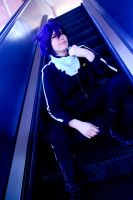 Noragami: Chillaxing by JoiFuLStudios