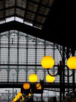Gare du Nord by westface2