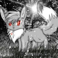 ShinyEevee by xCheshire-Rabbitx