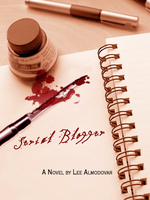 Serial Blogger - Cover Art by RecycledSushi