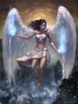 Aquarius Angel by Warmics