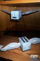 Flying Toaster Assembled Pics by billybob884