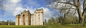 Fyvie Castle by RevelationSpace