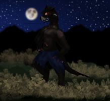 Werewolf Zharty MM6 by KuznyaDragonOfBaa