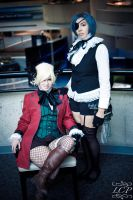 Black Butler - Alois + Ciel by LiquidCocaine-Photos