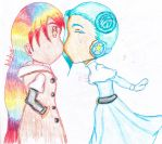 I love you by bugladyotaku