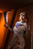 HnNKn - Not so Sweet Anymore. by Eli-Cosplay