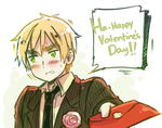 H-happy Valentine's... by ROSEL-D