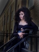 Bellatrix Lestrange by KellyJane