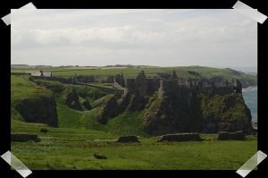 First view of Dunluce by Drangonfly