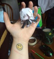 Undertaker Papercraft thingy by Durzarina