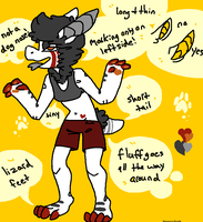 Reference for my gay by pitbullie